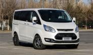 福特途睿欧新增车型上市 售26.38万元起