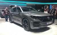 日内瓦车展:大众途锐V8 TDI车型发布