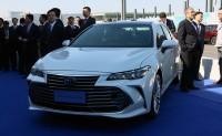 TNGA架构加持 一汽丰田亚洲龙正式下线
