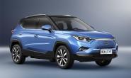 江淮iEVS4于上海车展上市 预售13万起