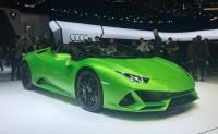兰博基尼两款新车将于上海车展正式亮相
