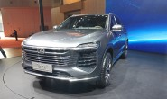 上海车展 众泰i-across量产版正式亮相