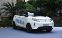 2019上海车展 新特公布未来的产品规划
