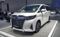 丰田埃尔法双擎正式上市 售80.5-85.6万