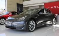 特斯拉首辆国产Model 3 将于今年内下线