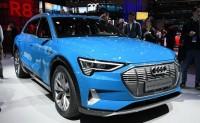 奥迪战略重组:到2025年推30余款电动车