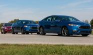 继续缩减轿车规模 福特将停产Fusion Sport