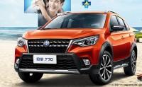 2020款东风启辰T70上市 售8.98万元起
