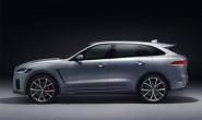 捷豹将2021年推J-Pace车型 定位旗舰SUV