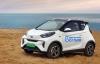 最畅销的纯电动小车—奇瑞新能源小蚂蚁,同级市场销量再夺冠!