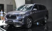 斯威G05今日预售 7座中型SUV/9月上市