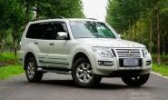 三菱帕杰罗新增车型上市 售价35.98万元