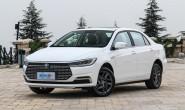 2019成都车展 全新比亚迪秦EV开启预售
