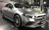 成都车展:北京奔驰AMG A35 L开启预售