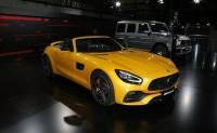 成都车展 梅赛德斯-AMG GT家族新车上市