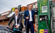 已在瑞典发力 麦当劳计划配备充电站