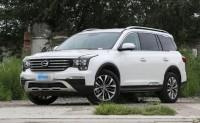 新款广汽传祺GS8消息 预计将11月上市