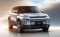 吉利icon内饰官图发布 全新紧凑型SUV