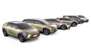 丰田和雷克萨斯确认将在2021年推出三款纯电动车