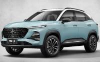 新宝骏RS-3定位小型SUV 将10月29日上市