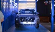 北京现代新一代ix25上市 售价10.58万起