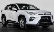 """广丰全新紧凑型SUV定名""""威兰达"""" 广州车展首发"""