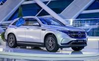 售57.98万-62.28万 梅赛德斯-奔驰EQC上市