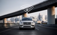 沃尔沃汽车携手中国联通推动5G V2X车路协同技术在华发展
