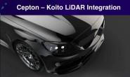 赋能自动驾驶 微型激光雷达可嵌入车灯