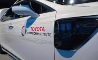 用真实驾驶数据 丰田推新自动驾驶平台