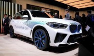 加氢3分钟能跑500km宝马2022年生产氢燃料车