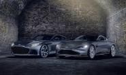 阿斯顿·马丁推2款007特别版车型 2021年交付