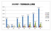 7月BEV上牌量分析:自主品牌大幅增长