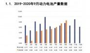 电池联盟:9月动力电池装车6.6GWh,同比上升66.4%