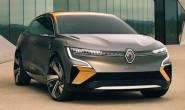明年量产 雷诺发布梅甘娜Vision概念车官图