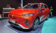 上海车展又一概念车型量产,欧拉A+级纯电SUV实拍