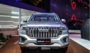 中国硬派越野SUV新旗舰 哈弗H9-2022款闪耀成都车展