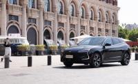 赛力斯华为智选SF5——品质优选,推动新能源汽车发展