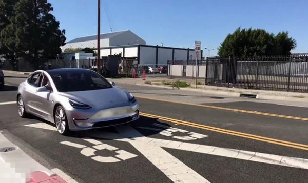 特斯拉Model 3将7月量产 明年国内上市