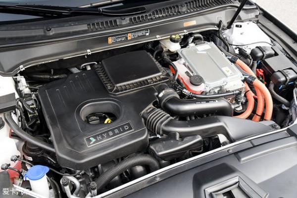 最省油的豪华车?测林肯MKZ H混合动力