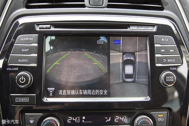 运动范的中级车 试驾东风日产西玛