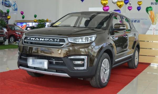 长安CS55将增加1.6L车型 预计年内上市