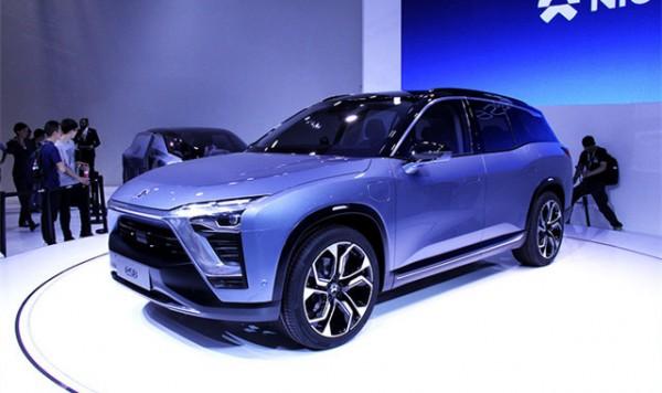蔚来ES8将12月16日上市 定位纯电动SUV