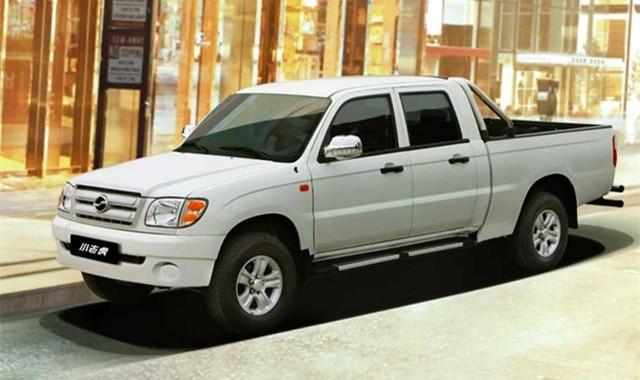 中兴小老虎新增车型上市 售6.99万元起