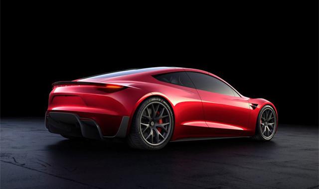 特斯拉新一代Roadster发布 2020年交付
