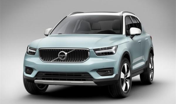 沃尔沃新车规划曝光 XC40/V60明年上市