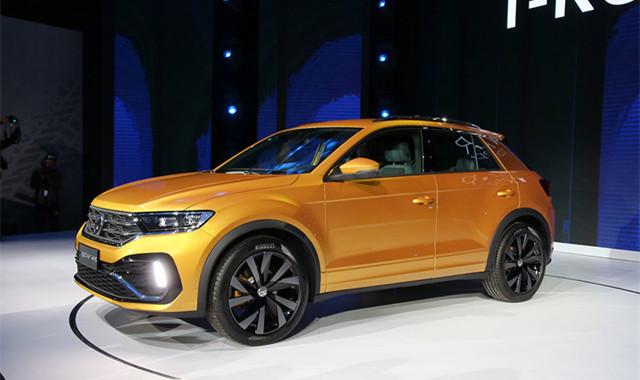 一汽-大众T-Roc明年7月上市 将提供四驱