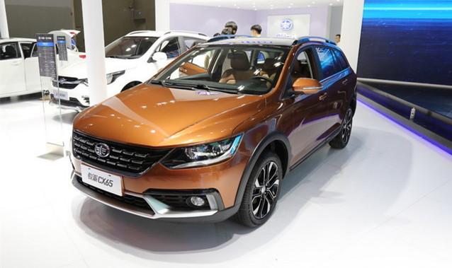骏派CX65明年1季度上市 搭载两款发动机
