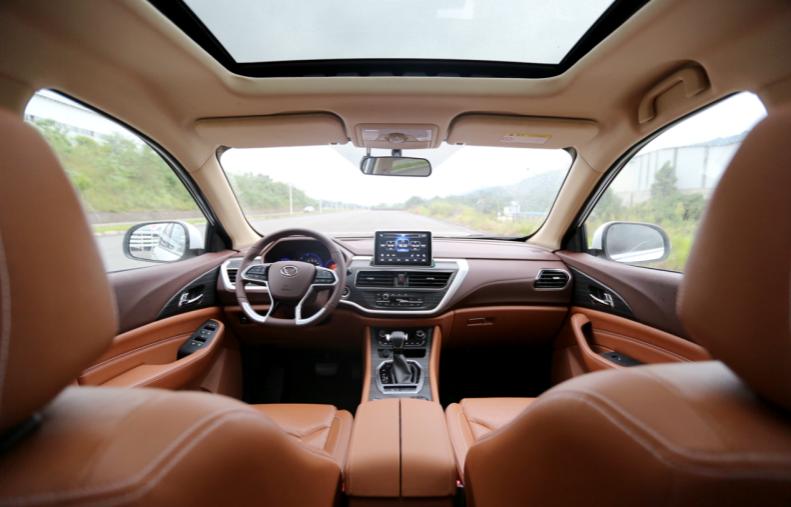 亲子出游开什么车?安全、舒适还有大空间的北汽幻速S7正合适