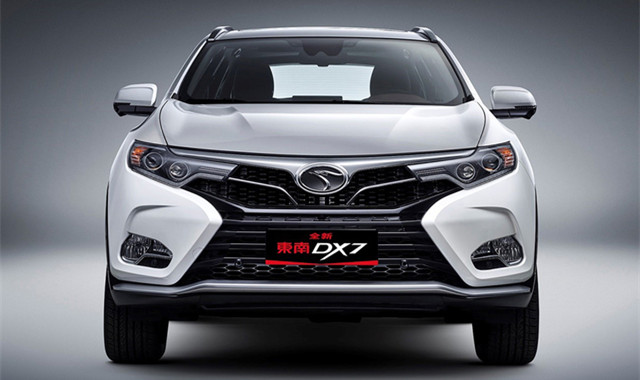 全新东南DX7官图发布 整体造型更时尚